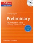 CAMBRIDGE ENGLISH PRELIMINARY FOUR PRACTICE TESTS (+MP3)