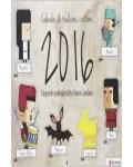 Calendari tradicions i costums 2016