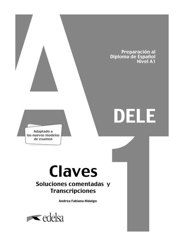 Preparacion al Dele A1 Claves