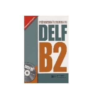 DELF B2 CORRIGES INTEGRES + CD AUDIO