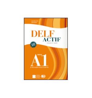 DELF ACTIF SCOLAIRE ET JUNIOR A1 + AUDIO CDS