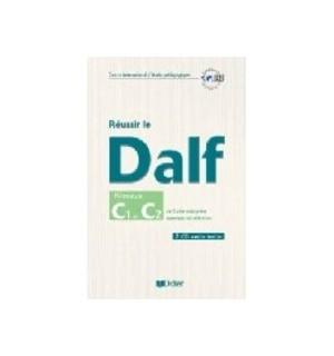REUSSIR LE DALF C1 C2 + AUDIO CDS
