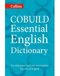 COLLINS COBUILD ESSENTIAL ENGLISH DICTIONARY PAPERBACK