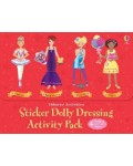 STICKER DOLLY DRESSING ACTIVITY PACK