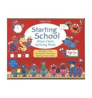 STARTING SCHOOL ACTIVITY PACK