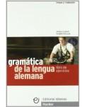 GRAMATICA DE LA LENGUA ALEMANA CUADERNO DE EJERCICIOS