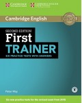 FIRST TRAINER WITH ANSWERS SECOND EDITION