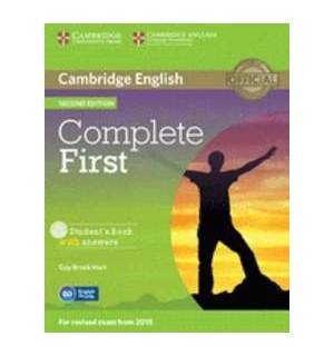 COMPLETE FIRST STUDENT`S BOOK WITH ANSWERS (+CD-ROM) SECOND EDITION