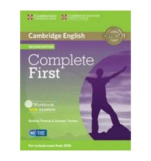 COMPLETE FIRST WORKBOOK WITH ANSWERS (+CD-ROM) SECOND EDITION