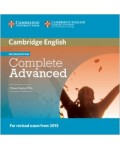 COMPLETE ADVANCED CLASS CDS SECOND EDITION
