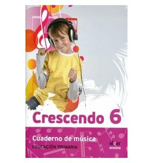 Música 6º primaria crescendo
