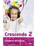 Música 2º primaria crescendo