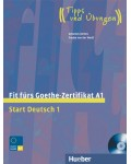 FIT FURS GOETHE-ZERTIFIKAT A1 START DEUTSCH 1 (+CD)