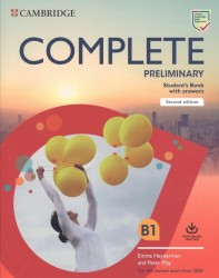 Complete Preliminary B1 Student's...