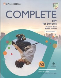 Complete Key for Schools A2 Student's