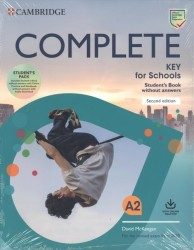 Complete Key A2 for Schools...