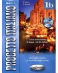 NUOVO PROGETTO ITALIANO 1B LIBRO DELLO STUDENTE E QUADERNO DEGLI ESERCIZI (+CDROM+CDAUDIO)