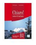 CHIARO B1 LIBRO DELLO STUDENTE ED ESERCIZIARIO (+CDROM+CD AUDIO)