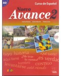 NUEVO AVANCE 2 LIBRO DE CLASE + CD