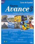 NUEVO AVANCE 3 LIBRO DE CLASE + CD