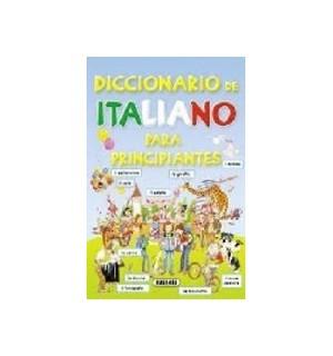 DICCIONARIO DE ITALIANO PARA PRINCIPIANTES