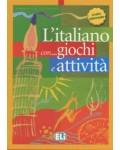 ITALIANO CON GIOCHI E ATTIVITA LIVELLO INTERMEDIO