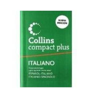 COLLINS COMPACT PLUS ESPAÑOL-ITALIANO/ITALIANO-ESPAÑOL