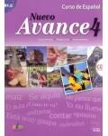 NUEVO AVANCE 4 LIBRO DE CLASE + CD