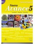 NUEVO AVANCE 5 LIBRO DE CLASE + CD