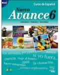 NUEVO AVANCE 6 LIBRO DE CLASE + CD