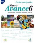 NUEVO AVANCE 6 EJERCICIOS + CD