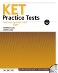 KET PRACTICE TESTS WITH KEY (+CDAUDIO)