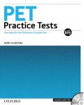 PET PRACTICE TESTS WITH KEY (+CDS AUDIO)