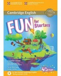 FUN FOR STARTERS STUDENT S BOOK 4TH EDITION