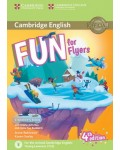 FUN FOR FLYERS STUDENT S BOOK 4TH EDITION