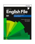 ENGLISH FILE INTERMEDIATE PACK WITH KEY THIRD EDITION