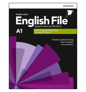ENGLISH FILE BEGINNER PACK WITH KEY THIRD EDITION