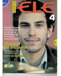 AGENCIA ELE 4 LIBRO DE EJERCICIOS + CD