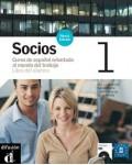 SOCIOS 1 LIBRO DEL ALUMNO (+CD)