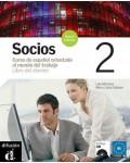 SOCIOS 2 LIBRO DEL ALUMNO (+CD)