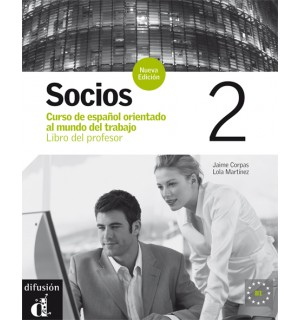 SOCIOS 2 CUADERNO DE EJERCICIOS (+CD)