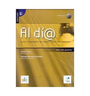 AL DIA NIVEL INTERMEDIO LIBRO DEL ALUMNO (+CD)