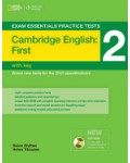 CAMBRIDGE ENGLISH FIRST 2 WITH KEY (+DVDROM)