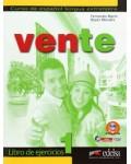 VENTE 1 LIBRO DE EJERCICIOS A1-A2