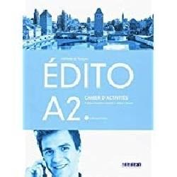 Edito A2 Exercices + Cd