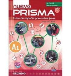 Nuevo Prisma A1 Alumno + Cd Ed....