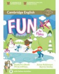 FUN FOR FLYERS STUDENT`S BOOK (+CD) THIRD EDITION