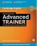 ADVANCED TRAINER WITHOUT KEY SECOND EDITION