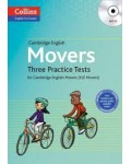 CAMBRIDGE ENGLISH MOVERS (+MP3)