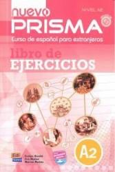 Nuevo Prisma A2 Ejercicios + Cd